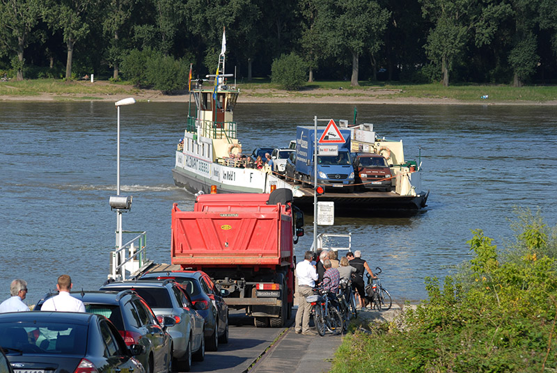 Rheinfähre Köln Langel Hitdorf Gmbh